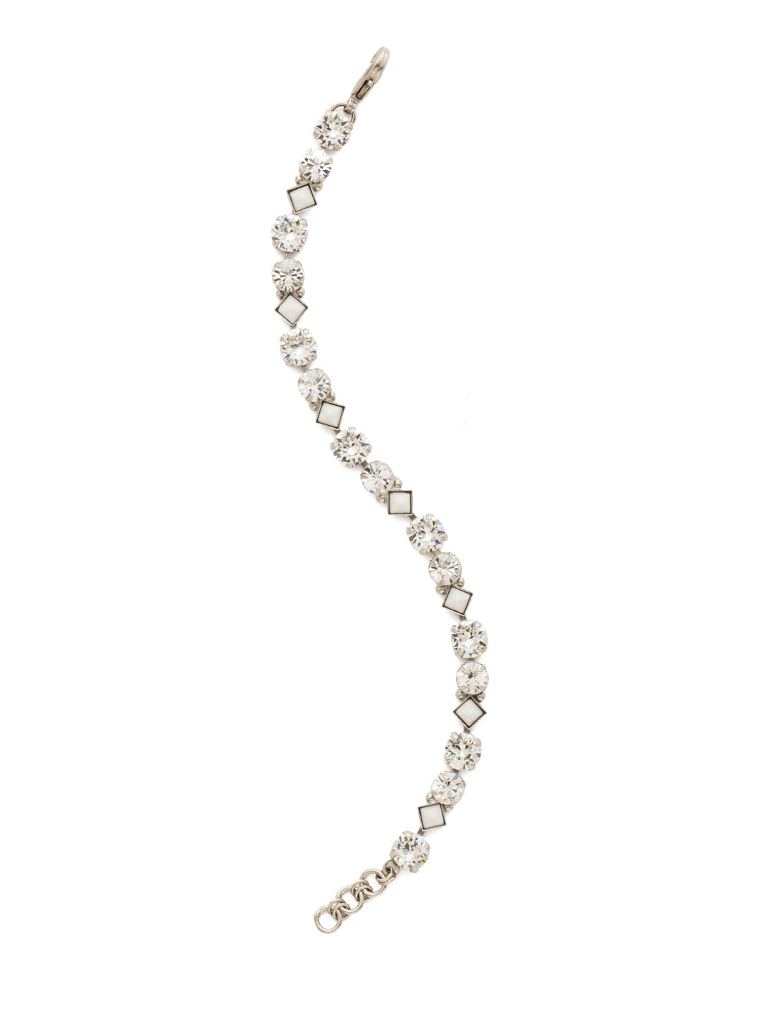 Darling Diamond Tennis Bracelet - BDN36ASCRY