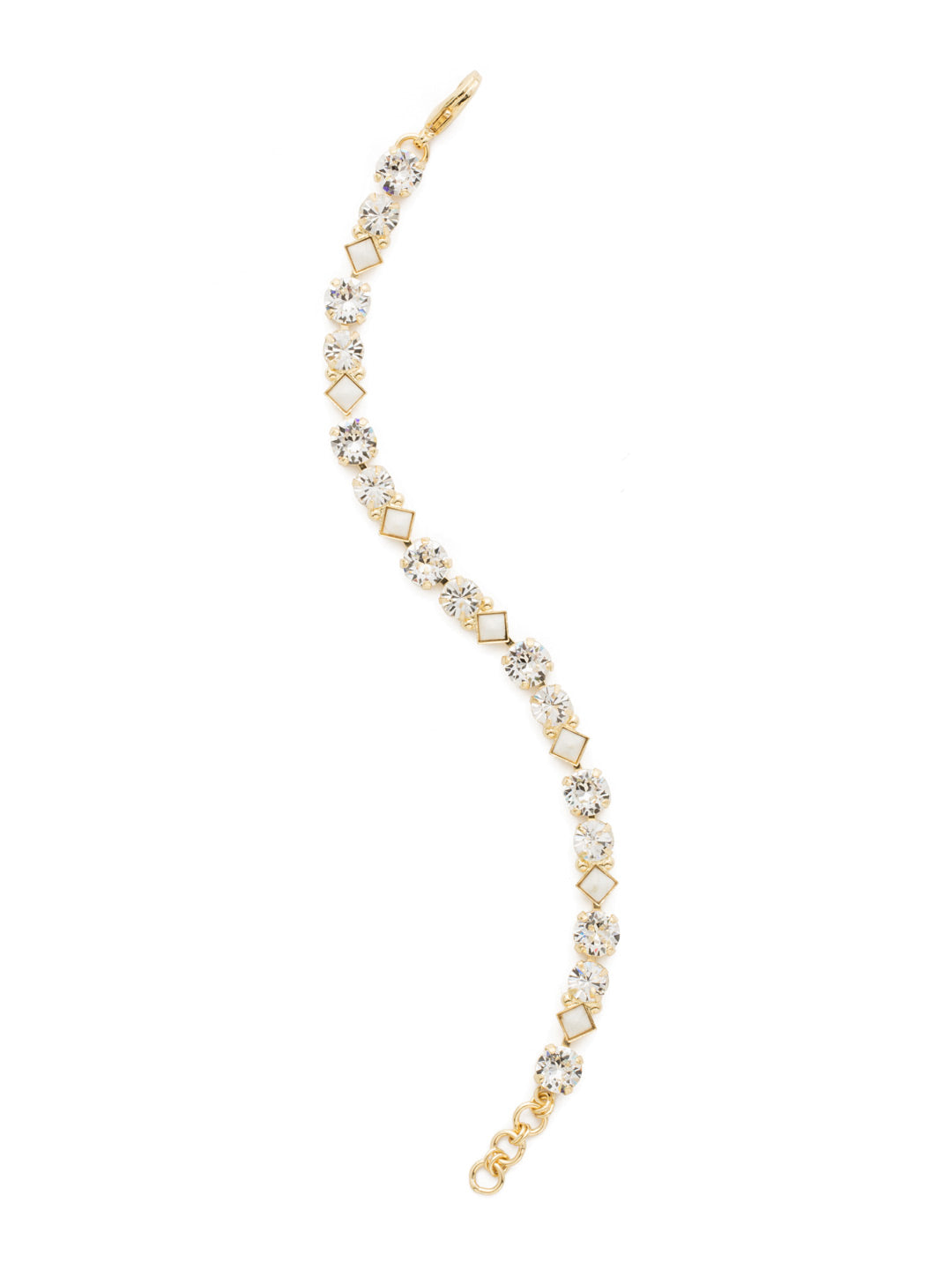 Darling Diamond Tennis Bracelet - BDN36BGCRY