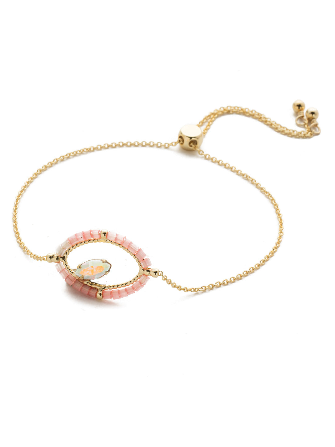 Eye of the Beholder Slider Bracelet - BEK34BGISS