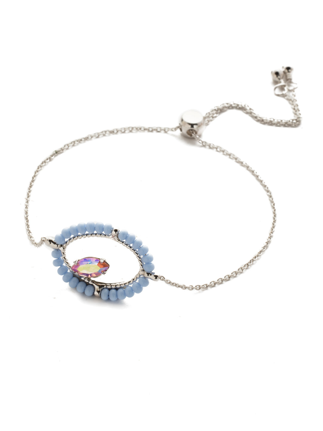Eye of the Beholder Slider Bracelet - BEK34RHSSU