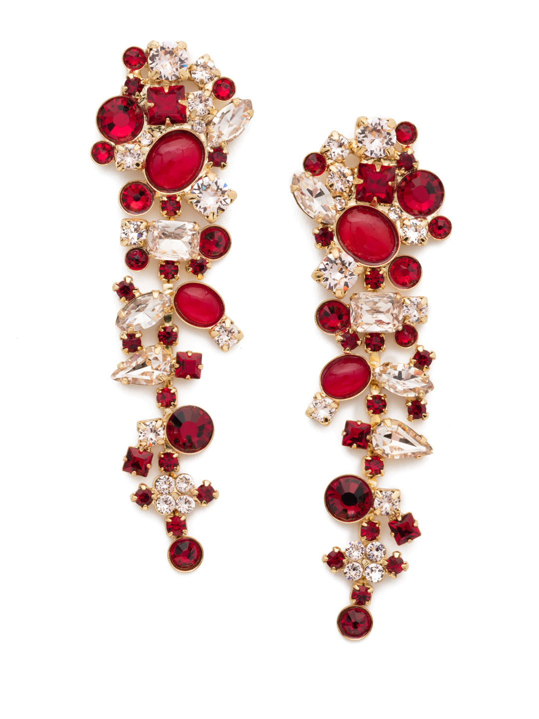 Vittoria Dangle Earrings - EAX8BGSRC