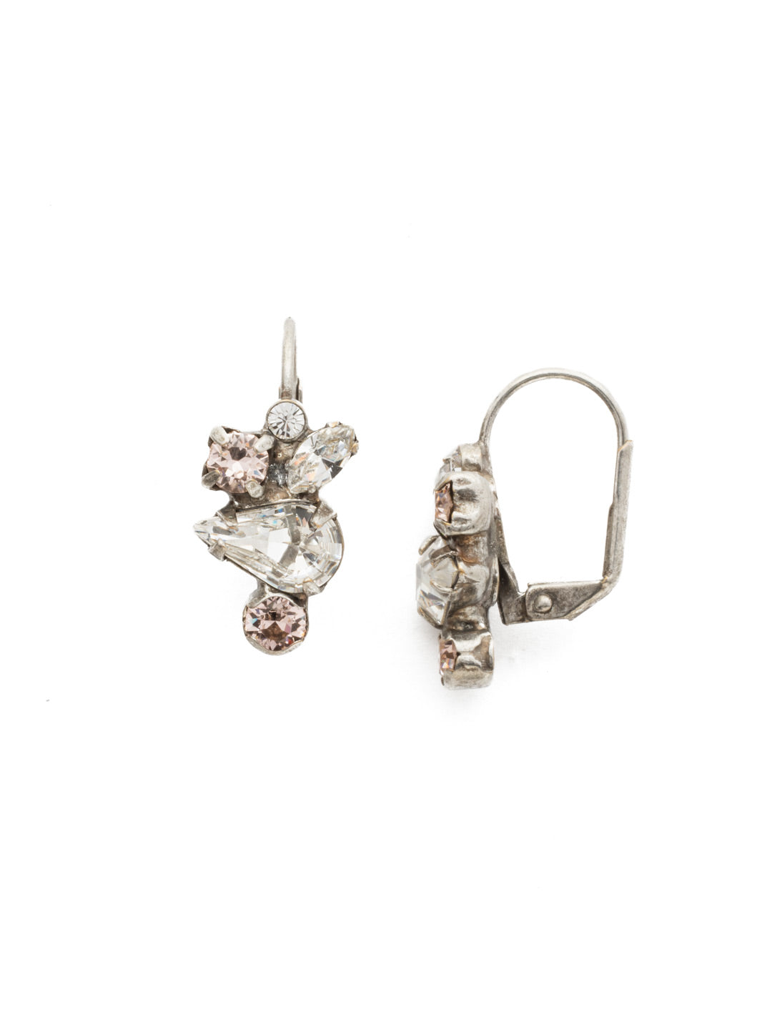 Perfectly Pretty Cluster Earring - EBL10ASSNB