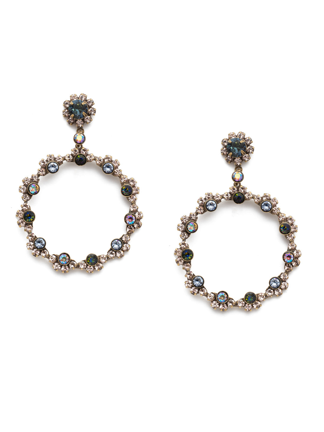 Cirque Statement Earring - EBP50AGSDE