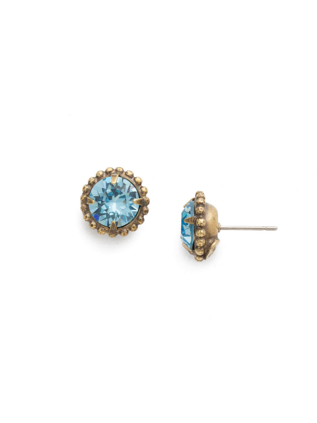 Simplicity Stud Earrings - EBY38AGAQU