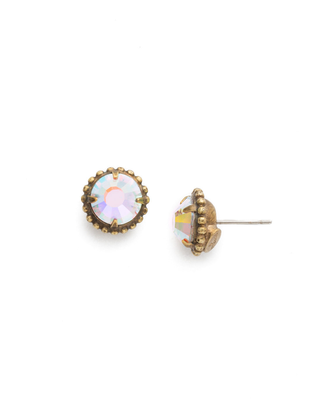 Simplicity Stud Earrings - EBY38AGCAB