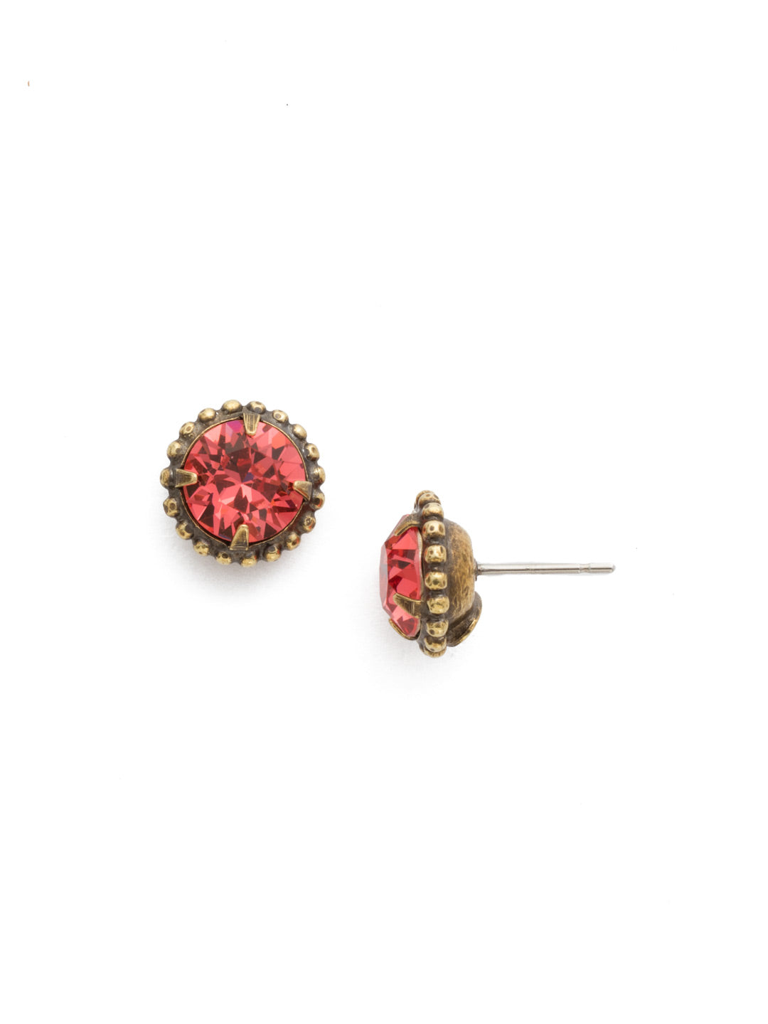 Simplicity Stud Earrings - EBY38AGCRL
