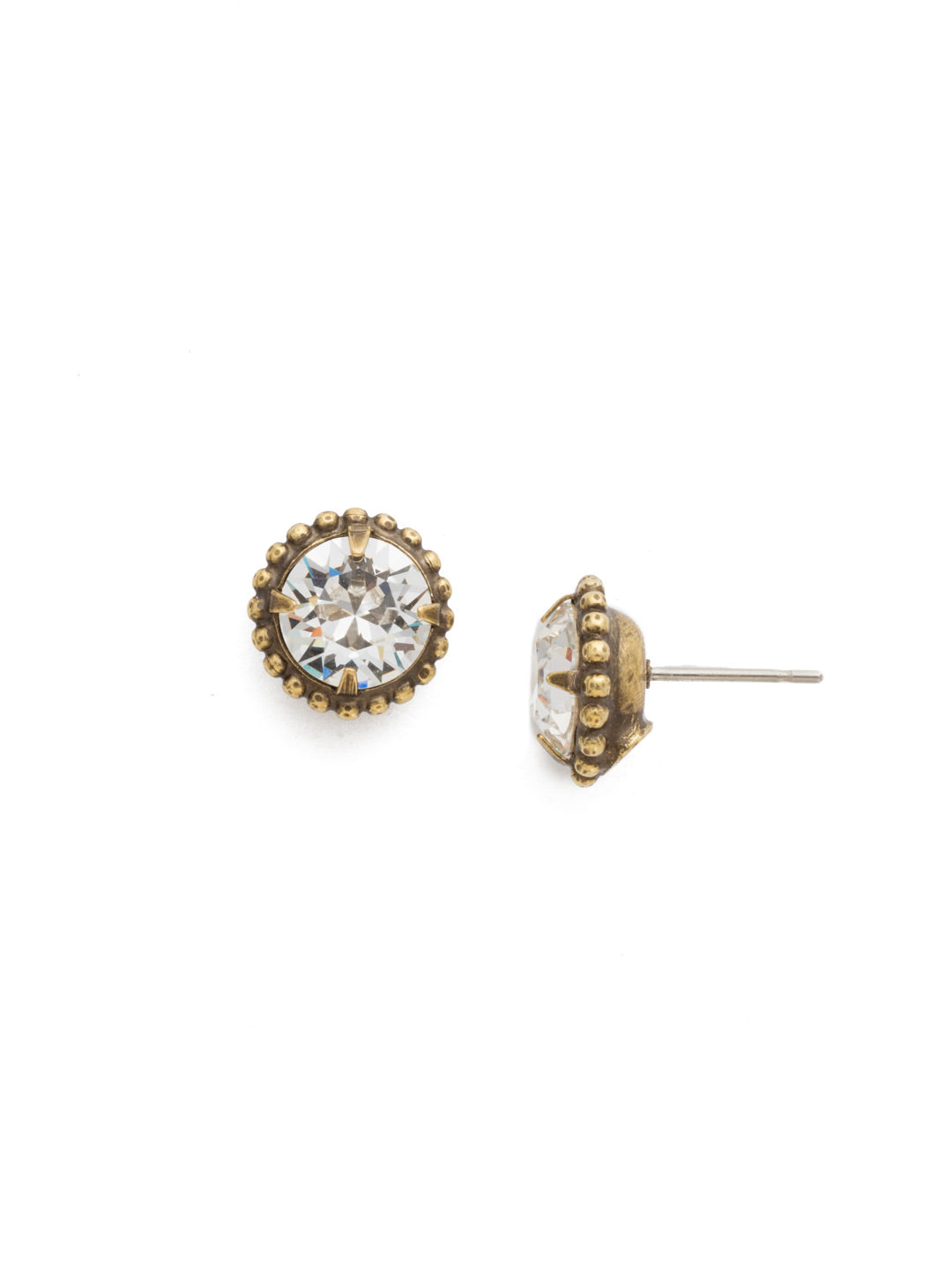 Simplicity Stud Earrings - EBY38AGCRY