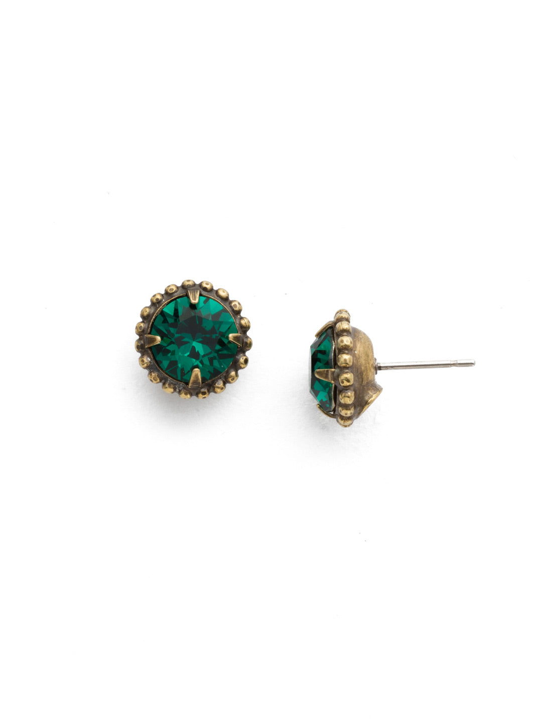 Simplicity Stud Earrings - EBY38AGEME