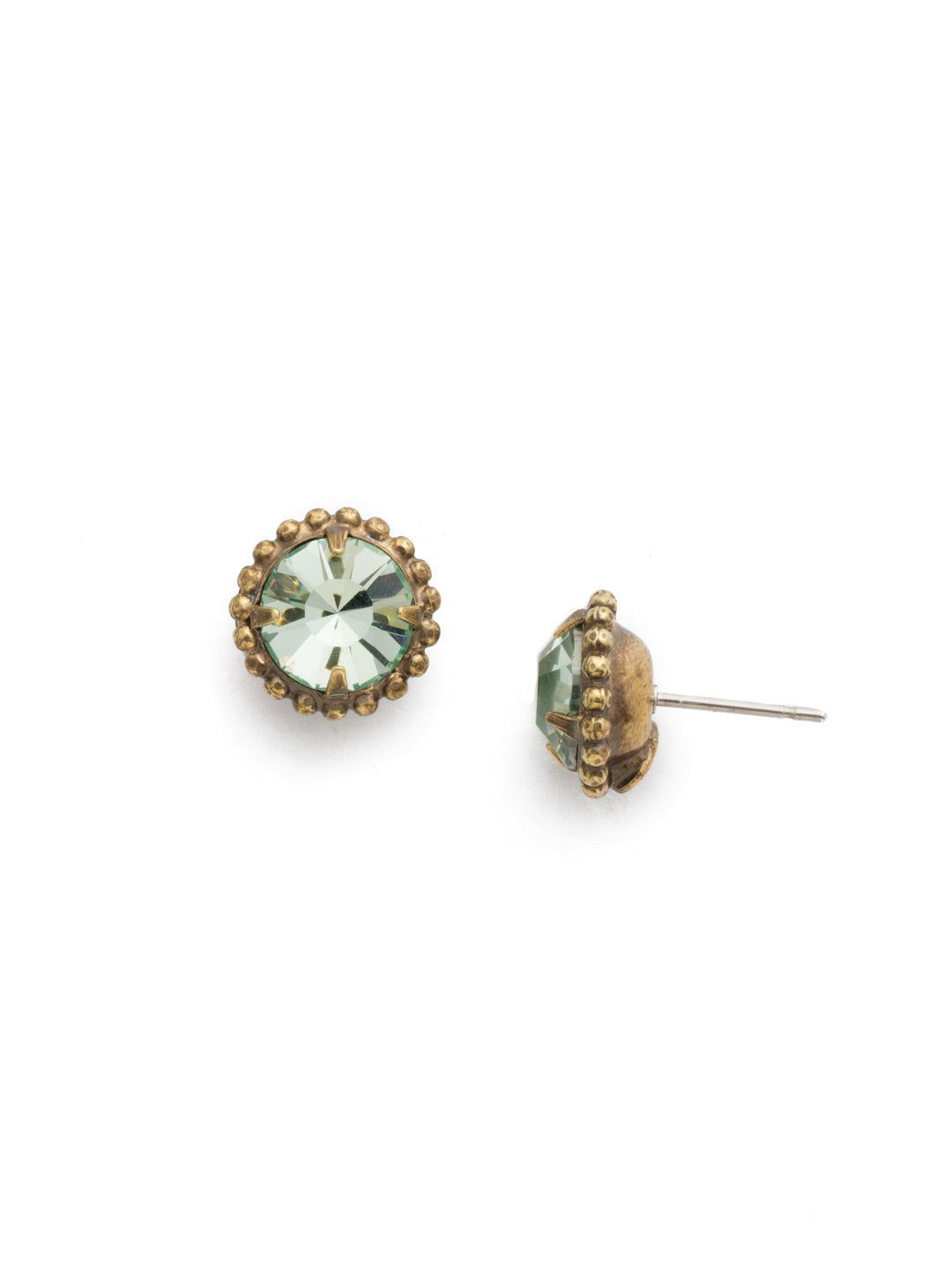 Simplicity Stud Earrings - EBY38AGMIN