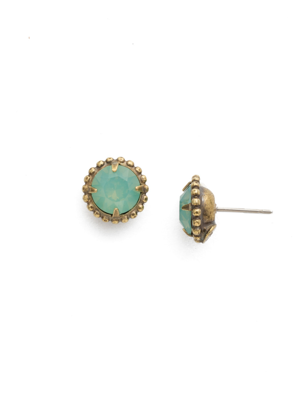 Simplicity Stud Earrings - EBY38AGPAC