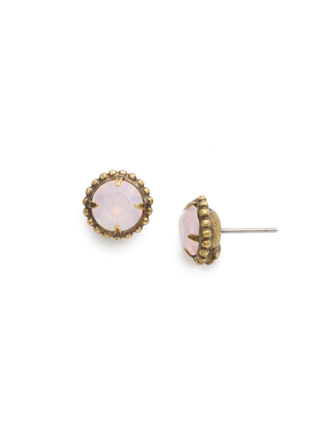 Simplicity Stud Earrings - EBY38AGROW