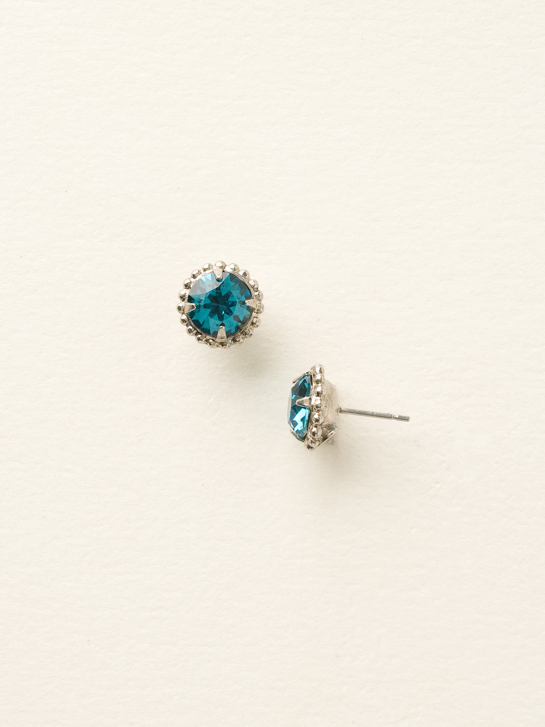 Simplicity Stud Earrings - EBY38ASBLU