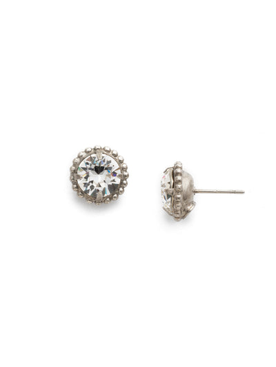 Simplicity Stud Earrings - EBY38ASCRY
