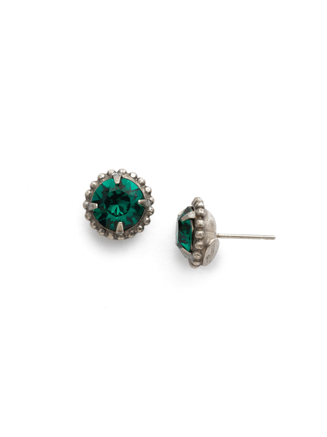 Simplicity Stud Earrings - EBY38ASEME