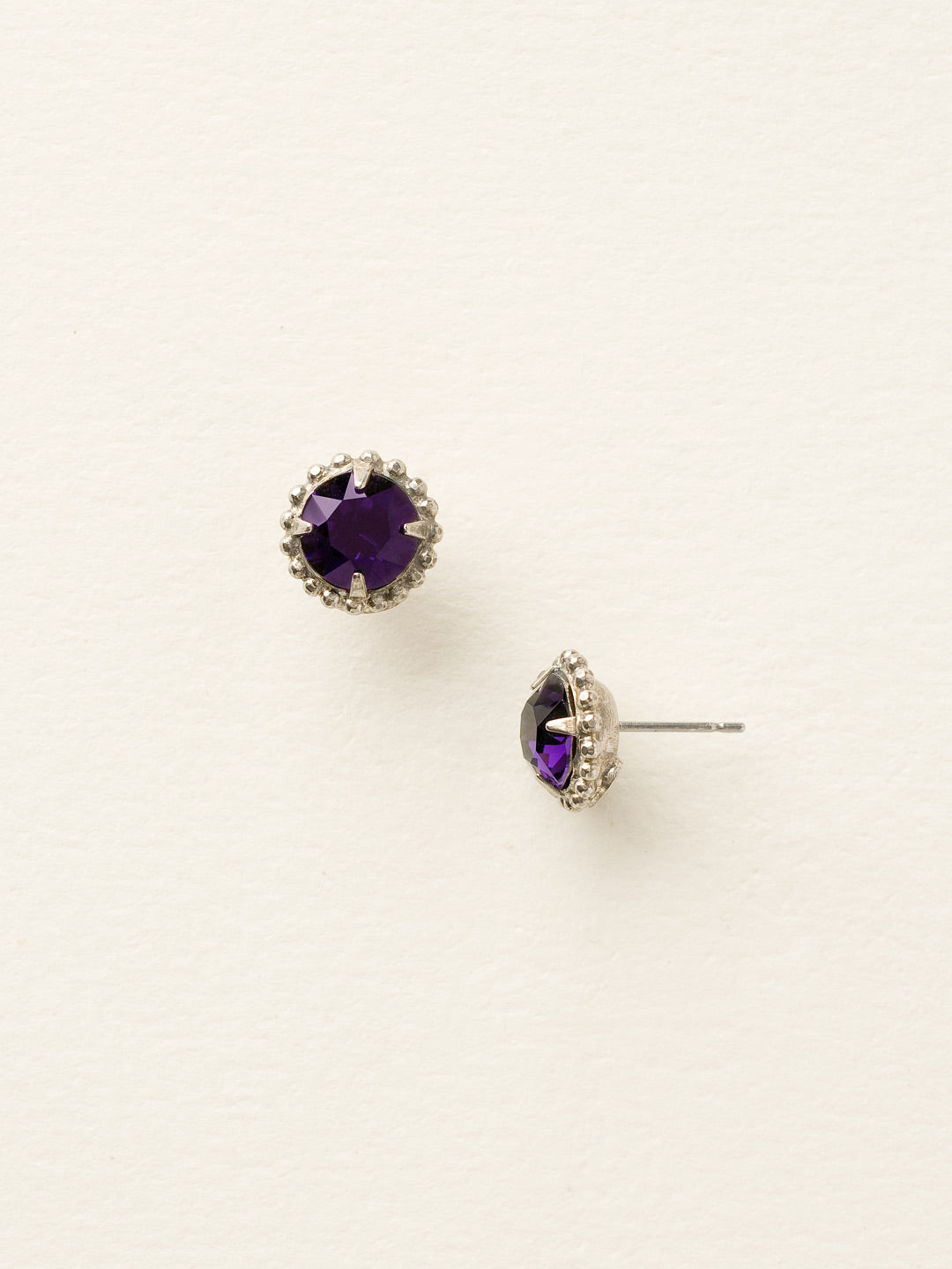 Simplicity Stud Earrings - EBY38ASPV