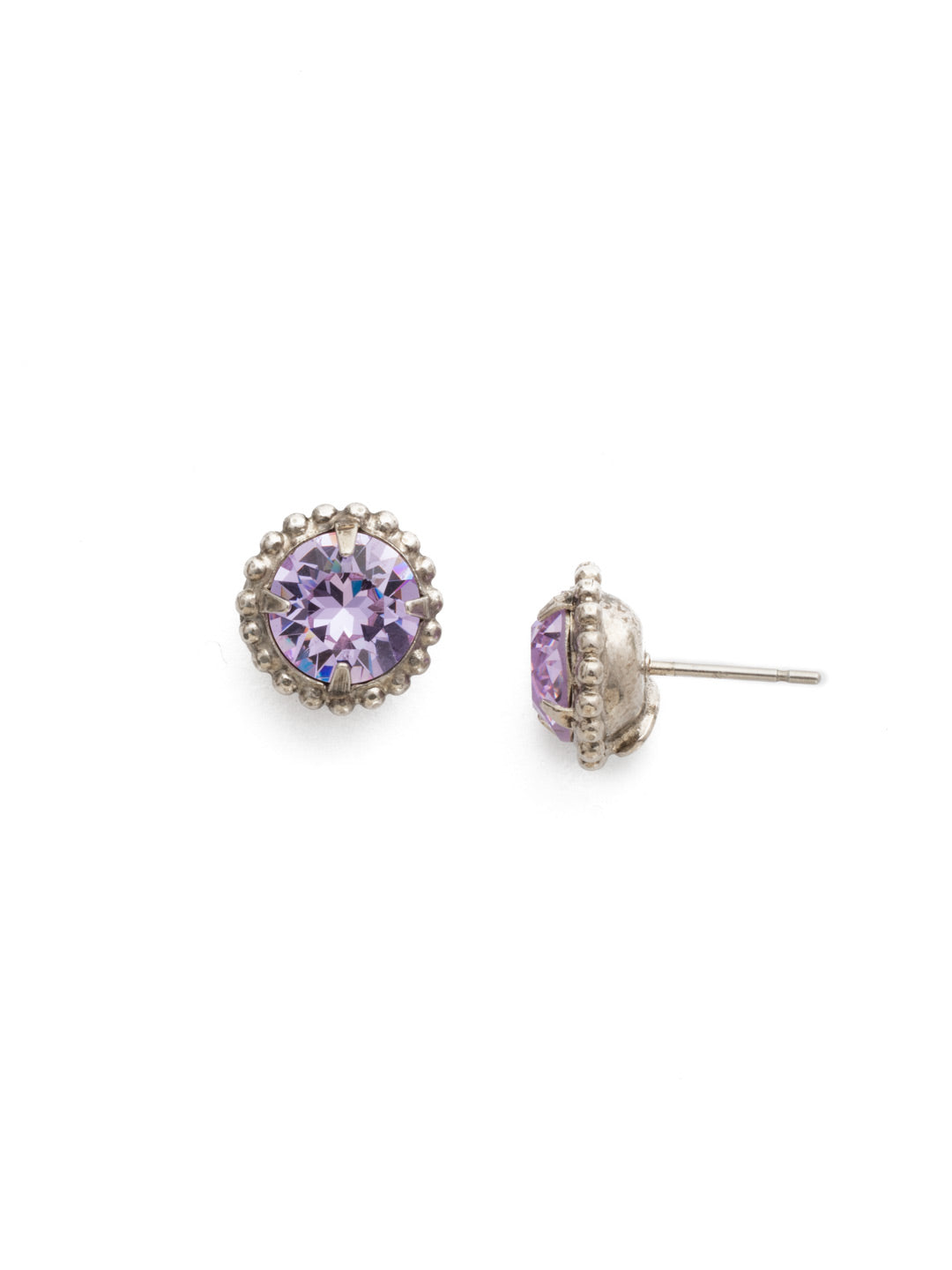 Simplicity Stud Earrings - EBY38ASVI