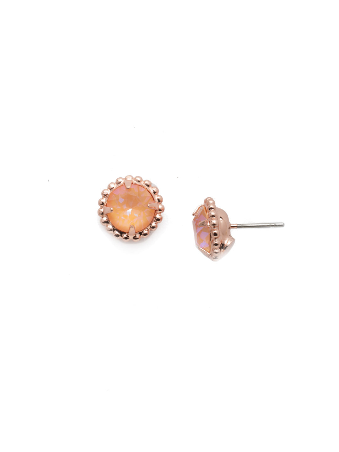 Simplicity Stud Earrings - EBY38RGLVP