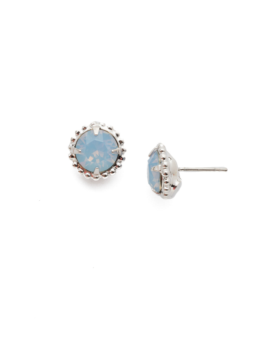 Simplicity Stud Earrings - EBY38RHNTB