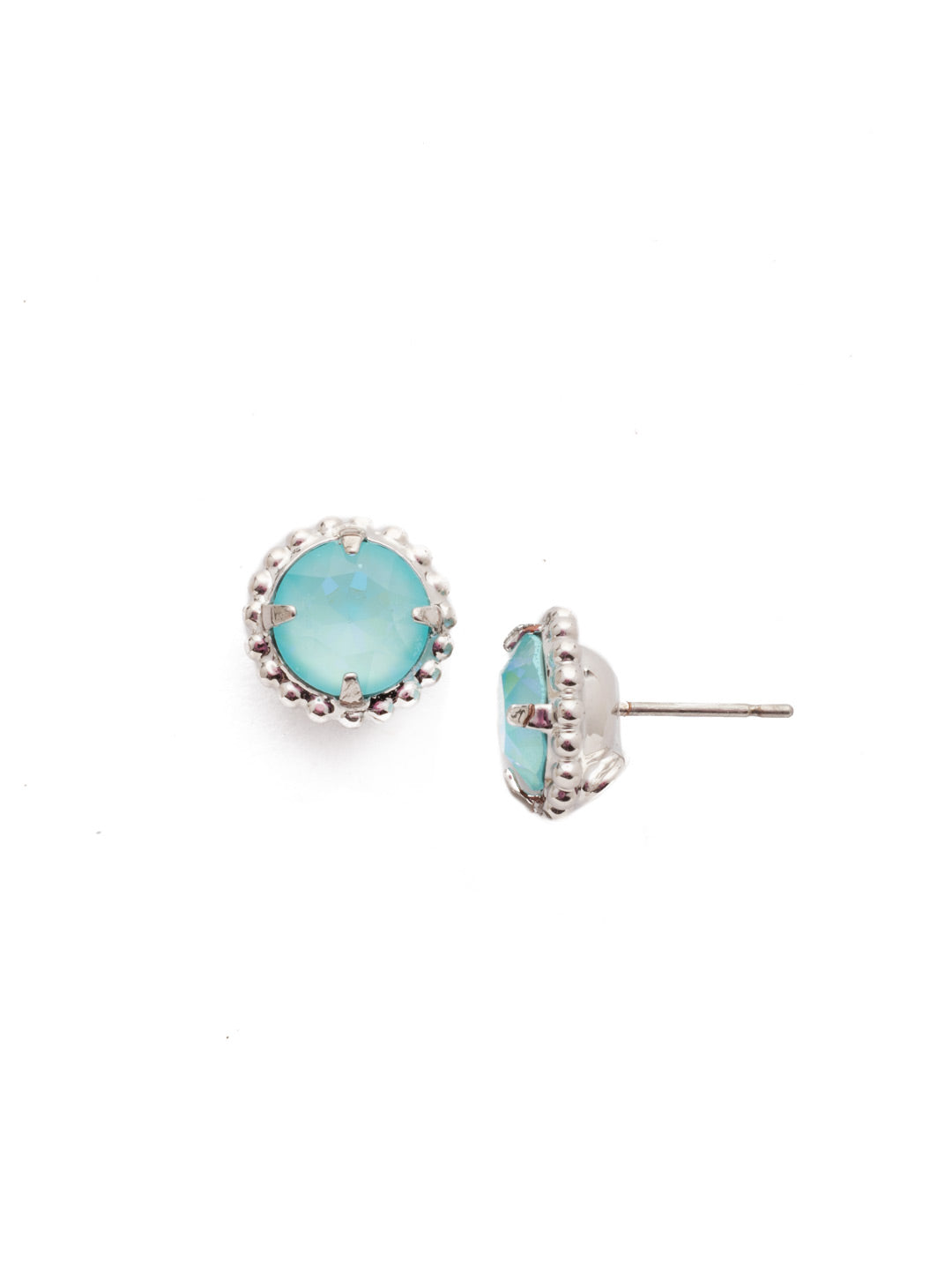 Simplicity Stud Earrings - EBY38RHSSU