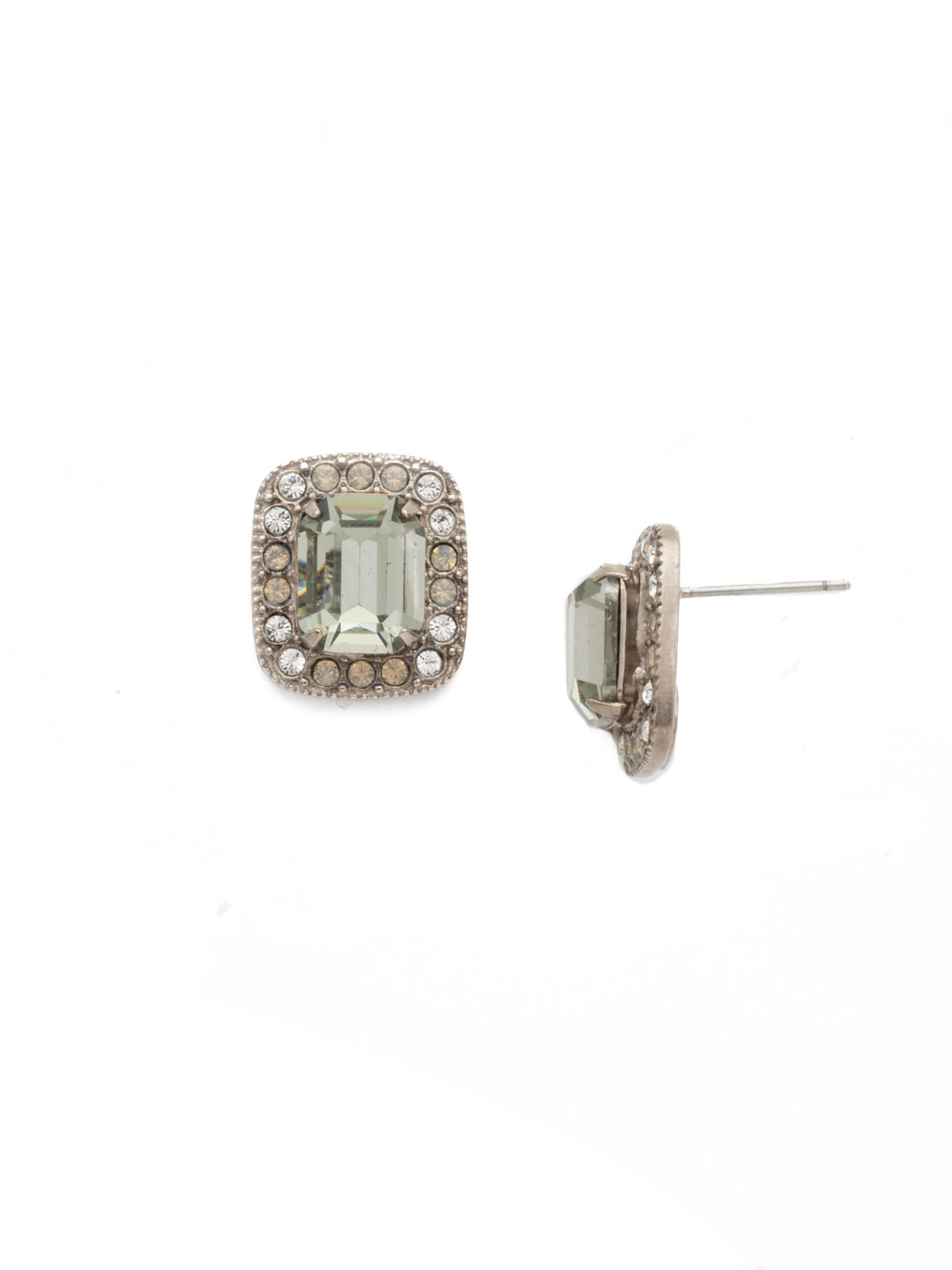 Lovely Luxury Stud Earrings - ECL10ASSTC