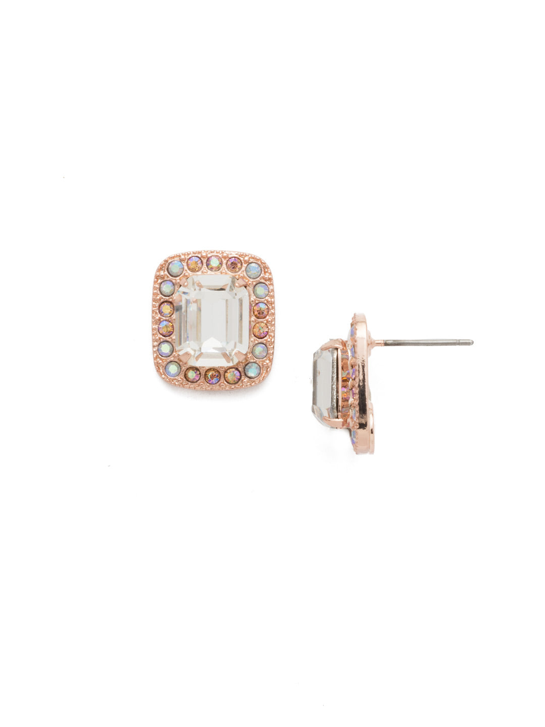 Lovely Luxury Stud Earrings - ECL10RGROG