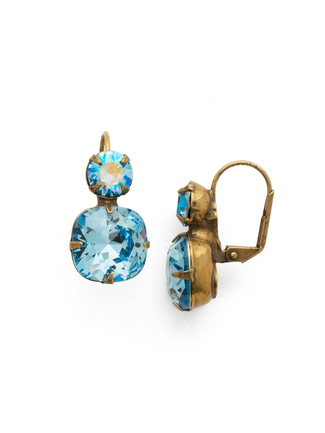 On the Edge Earring - Sorrelli Essentials - ECL4AGAQU