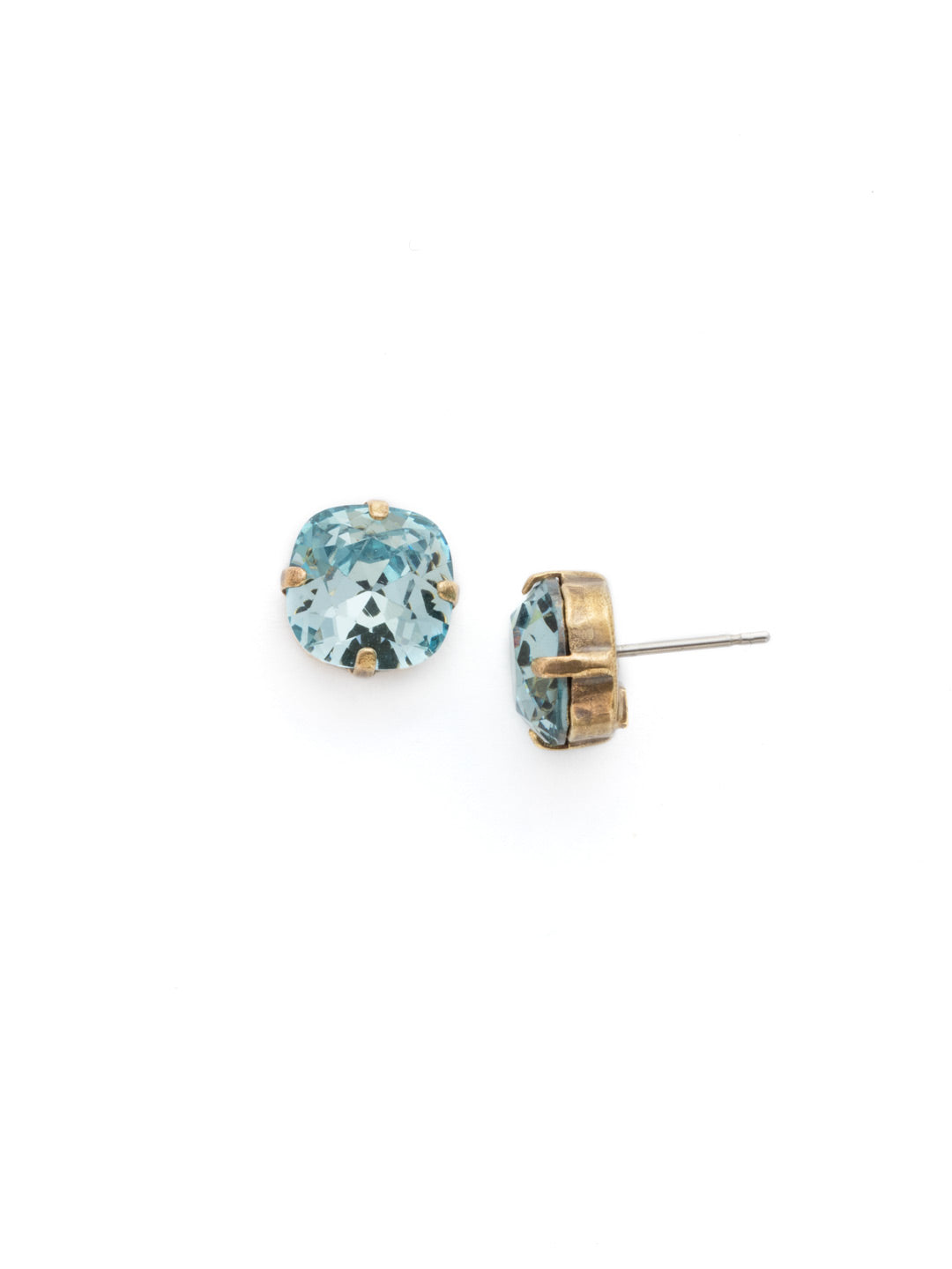 Halcyon Stud Earrings - EDH25AGLAQ