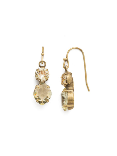 Majestic Marquise Dangle Earrings - EDH74AGCCH