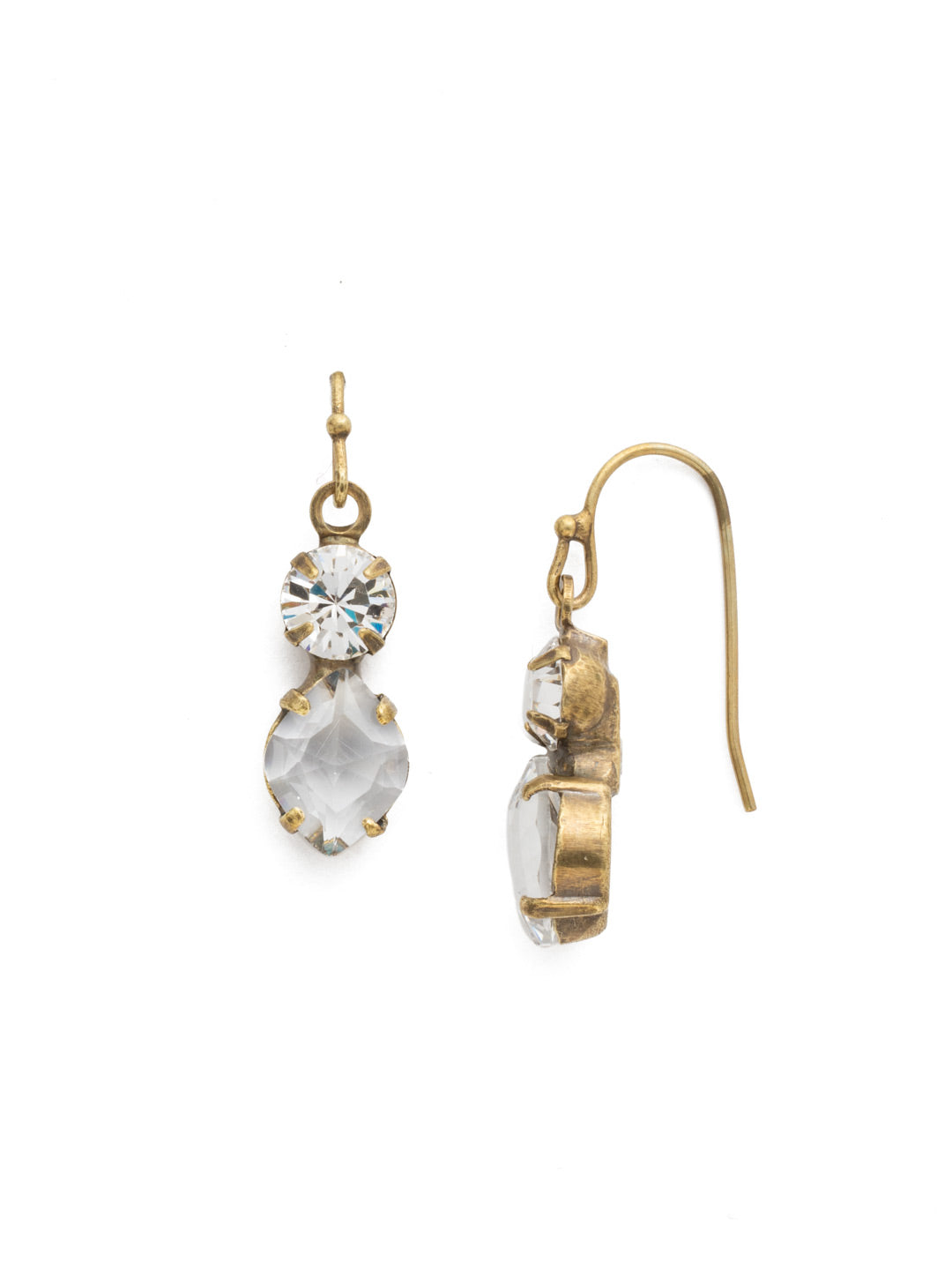 Majestic Marquise Dangle Earrings - EDH74AGCRY