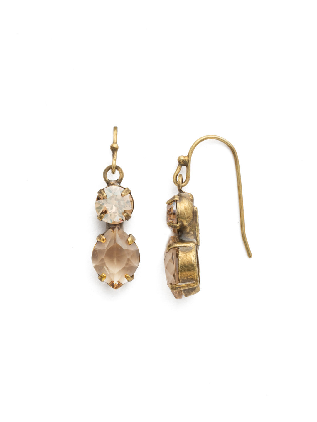 Majestic Marquise Dangle Earrings - EDH74AGDCH