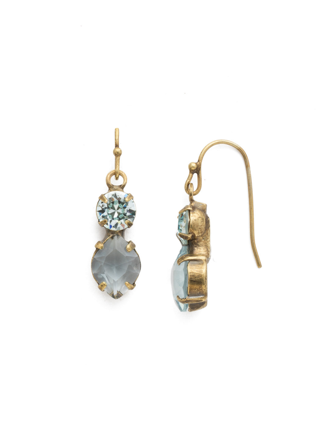 Majestic Marquise Dangle Earrings - EDH74AGLAQ