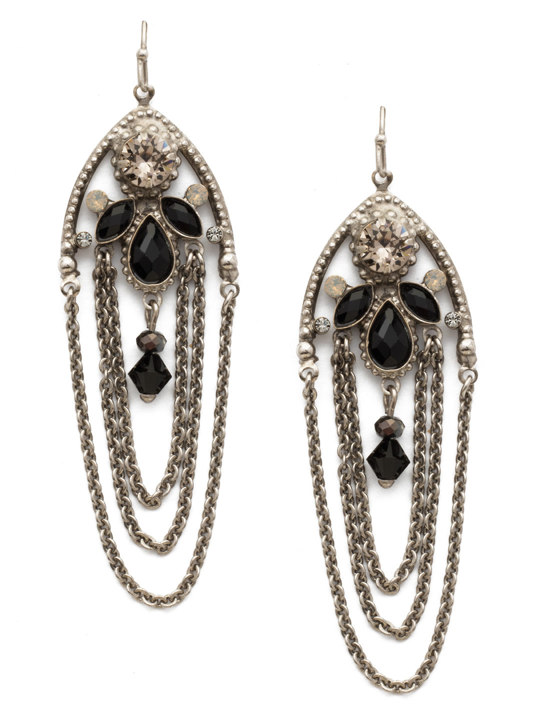 Charming Chain Earring - EDN101ASBON