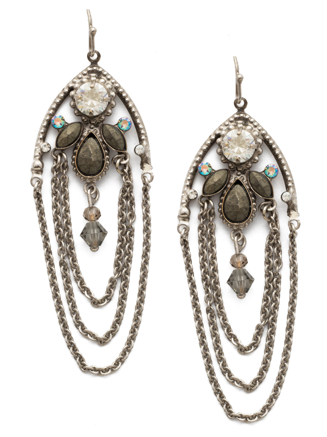 Charming Chain Earring - EDN101ASCRO