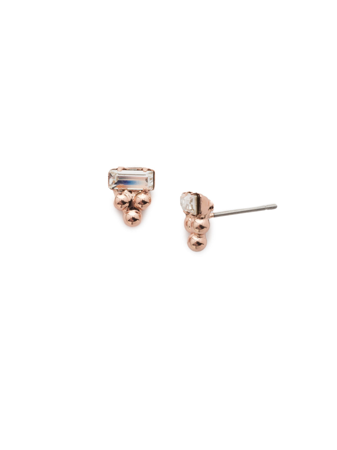 Cecilia Stud Earrings - EDN19RGROG