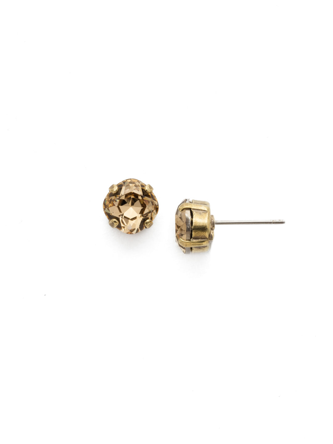 One and Only Stud Earrings - EDN3AGNT