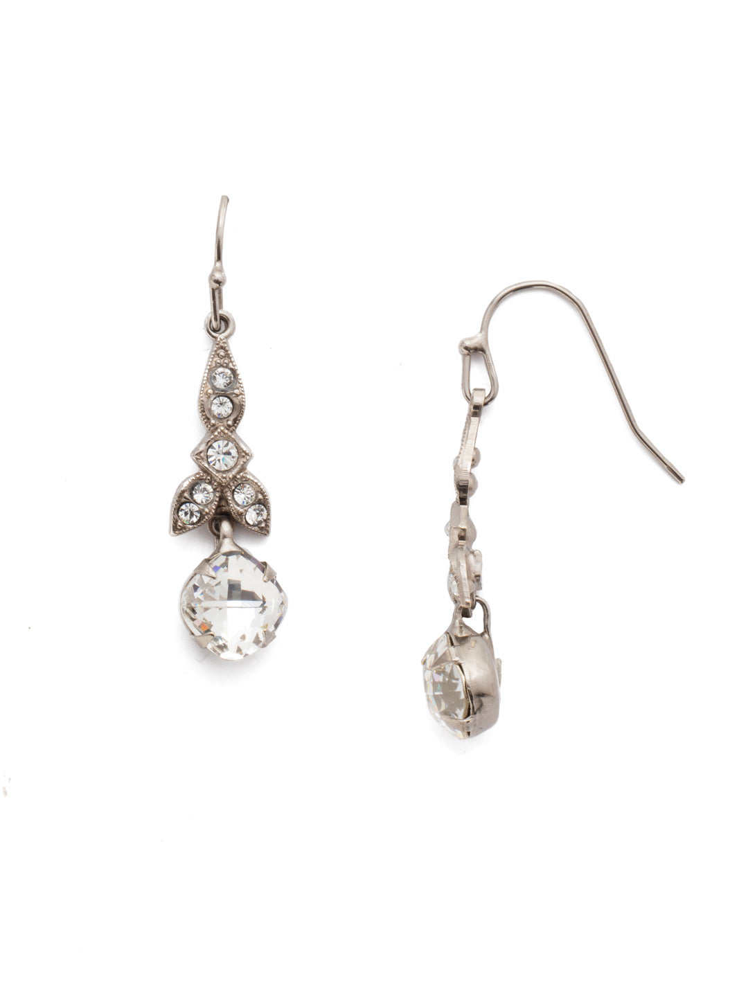 Decidedly Deco Dangle Earrings - EDP20ASCRY