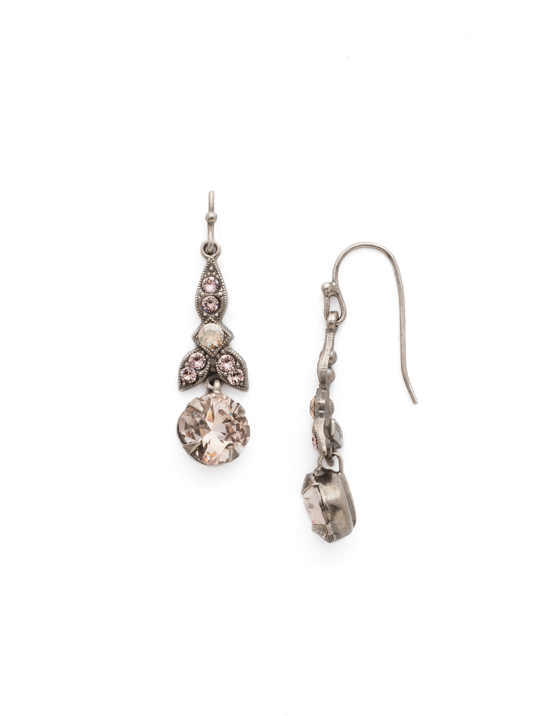 Decidedly Deco Dangle Earrings - EDP20ASSBL