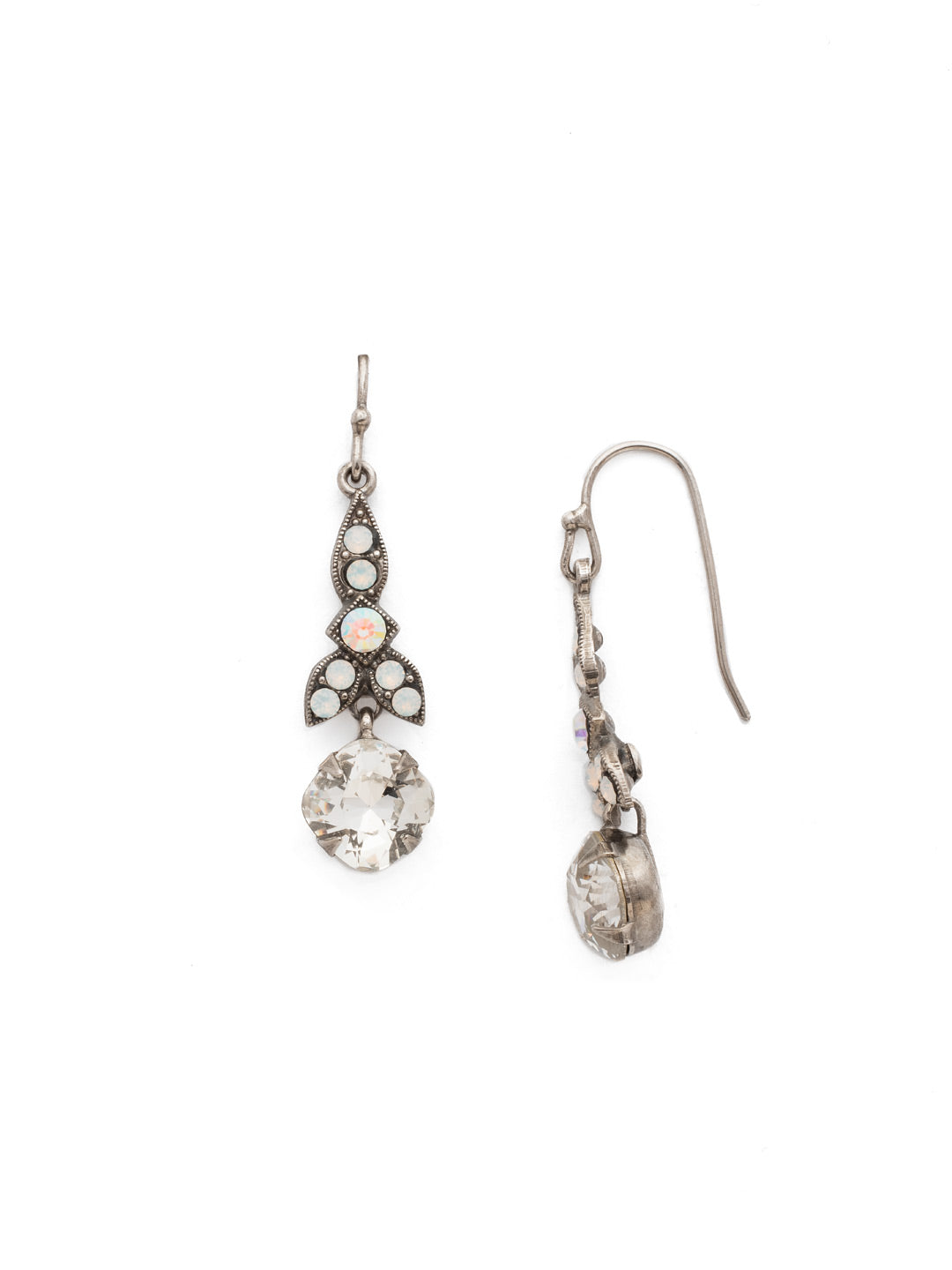 Decidedly Deco Dangle Earrings - EDP20ASWBR