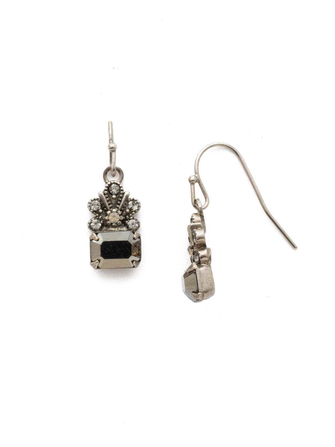 Crowning Glory Dangle Earrings - EDP9ASBON