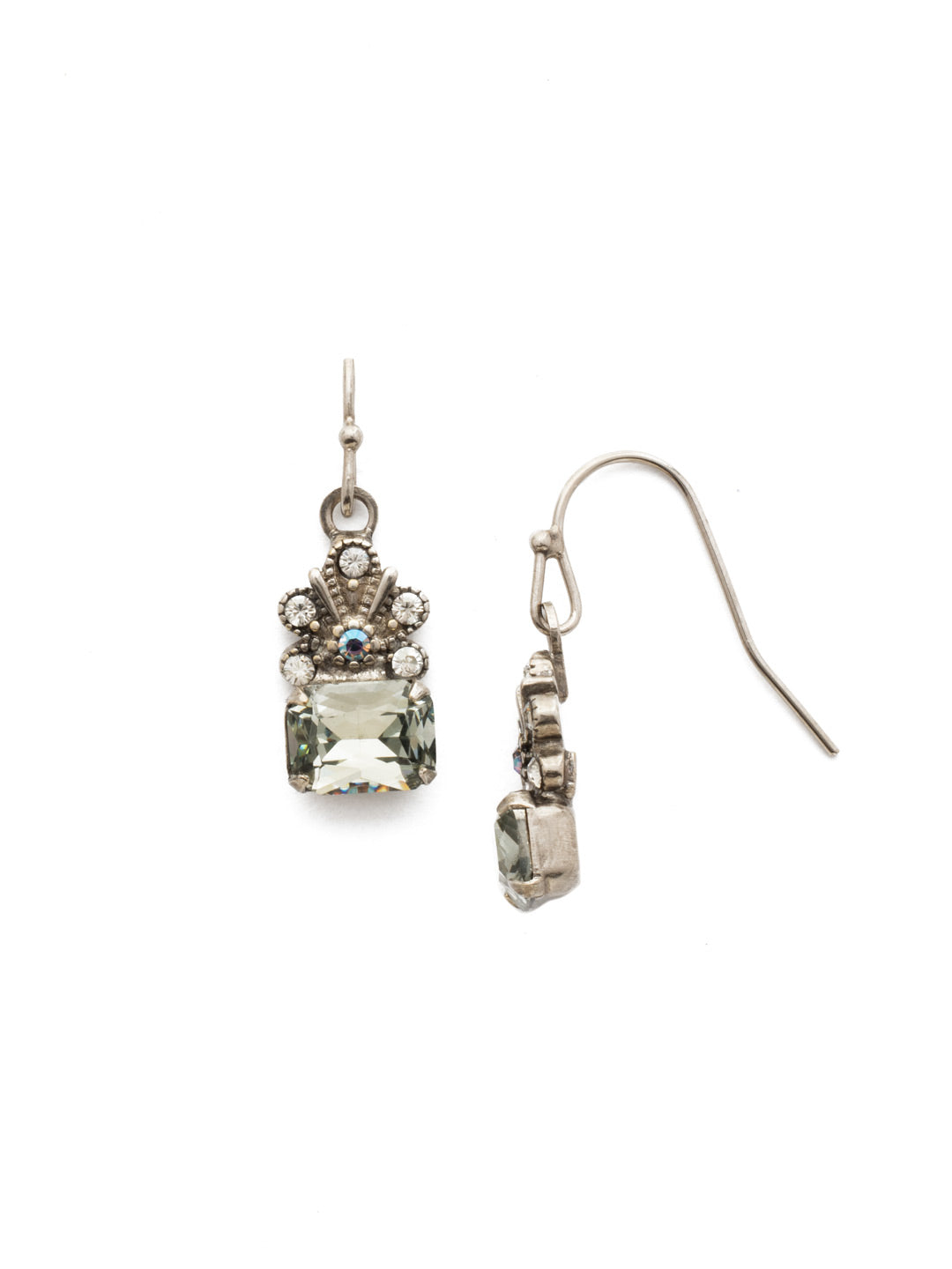 Crowning Glory Dangle Earrings - EDP9ASCRO