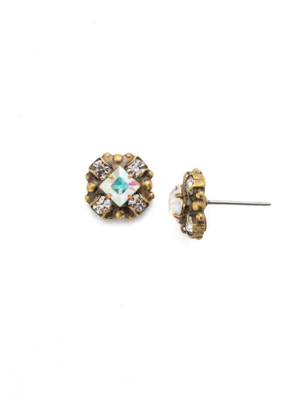 Posey Stud Earring - EDT5AGSNF