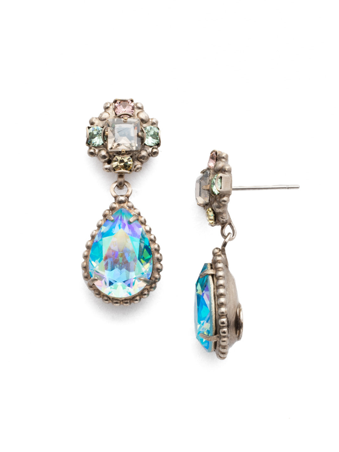 Posey Dangle Earrings - EDT8ASPRP