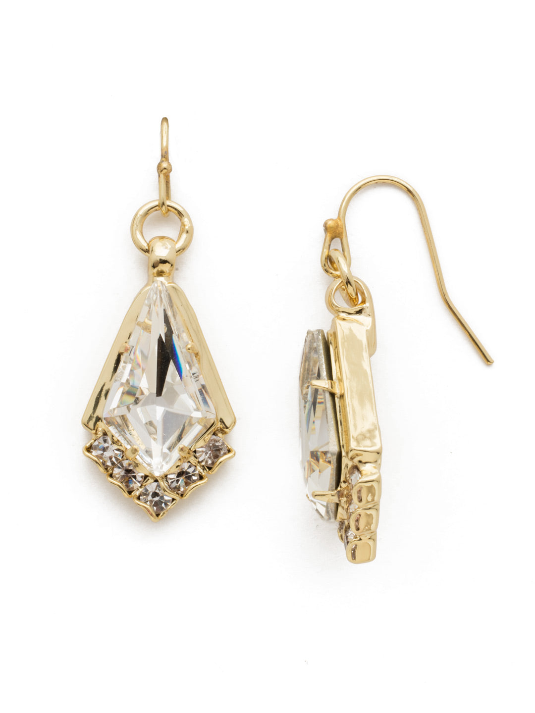 Ice Queen Earring - EDW8BGCRY