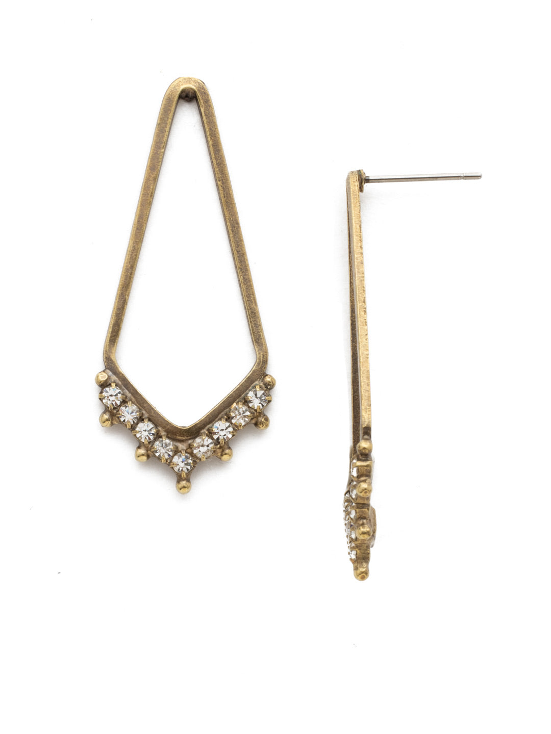 Free Fall Earring - EDW9AGCRY
