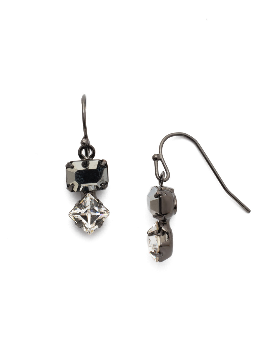 Papaver Dangle Earrings - EDX14GMMMO