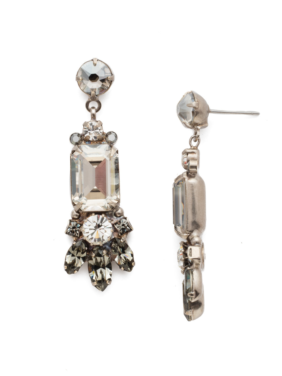 Graziella Dangle Earrings - EEA26ASCRO