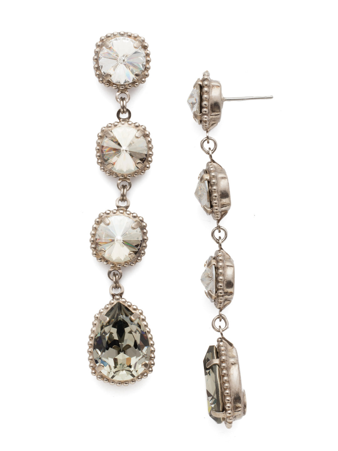 Louisa Statement Earrings - EEA35ASCRO