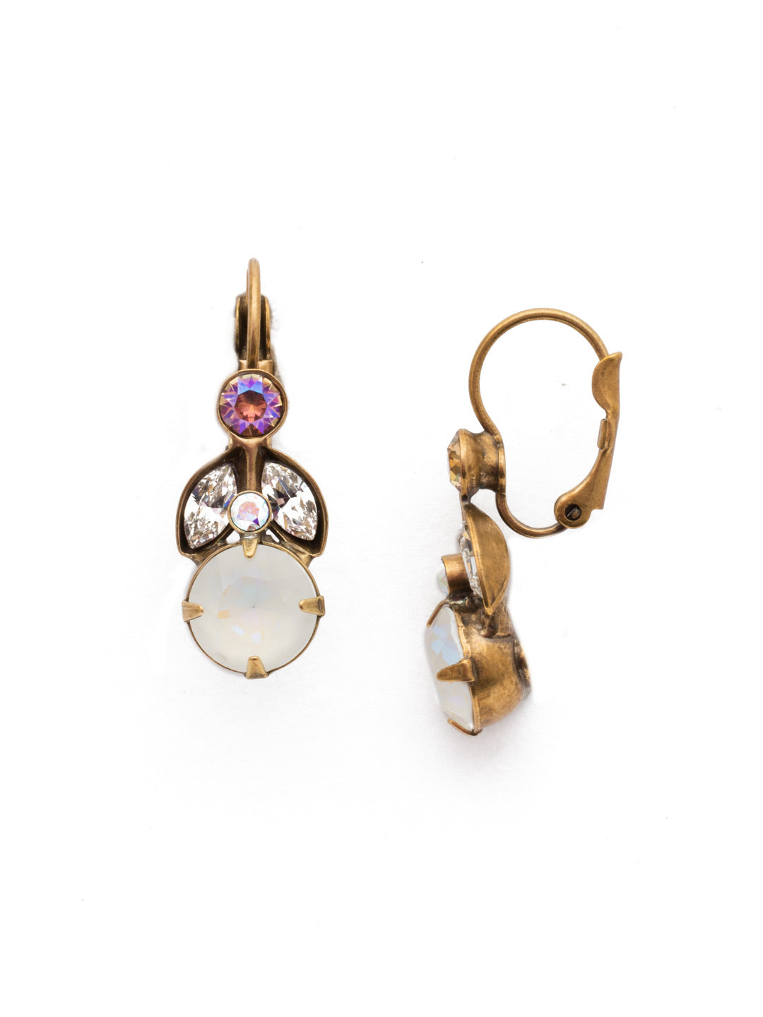 Genoviva Dangle Earrings - EEA3AGROB