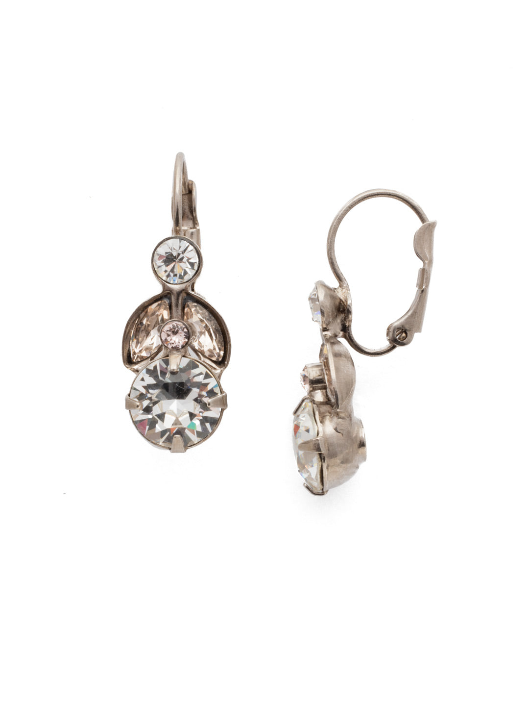 Genoviva Dangle Earrings - EEA3ASPLS