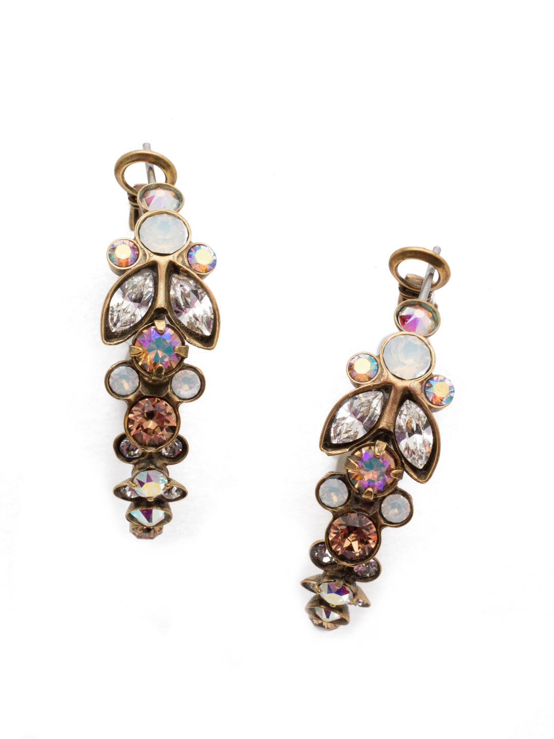 Petronilla Hoop Earrings - EEA6AGROB